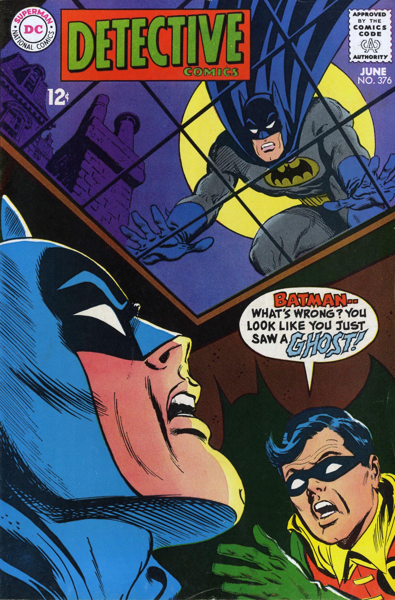 Detective Comics (1937) 376 Page 1