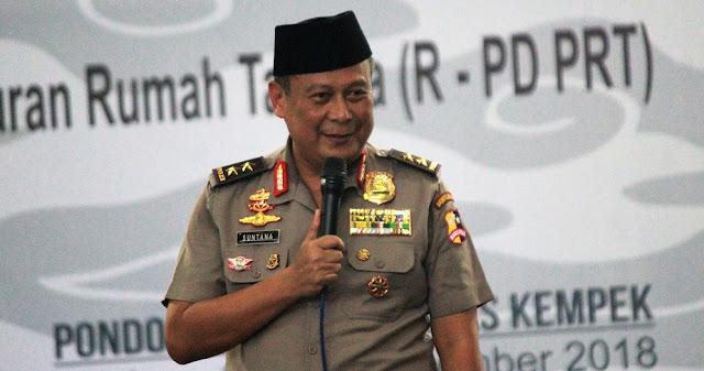 Irjen. Pol. Drs. Suntana, M. Si: IPNU-IPPNU Penangkal Radikalisme Pelajar