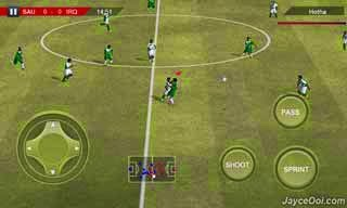 tai game real football