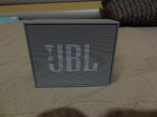 JBL GO portable speaker system with Bluetooth