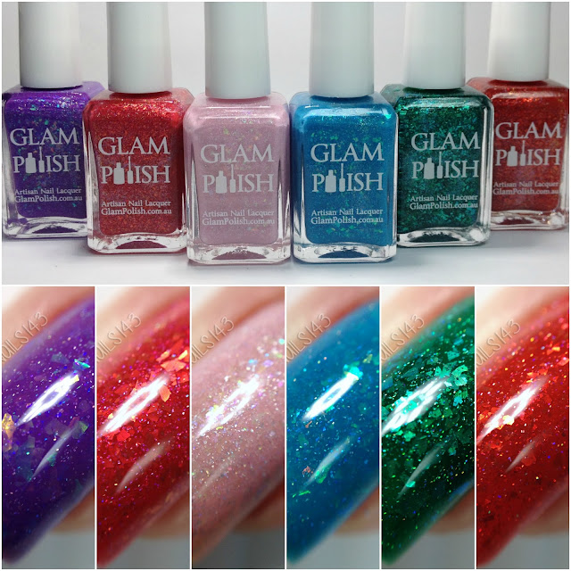 Glam Polish-Rydell Forever Collection