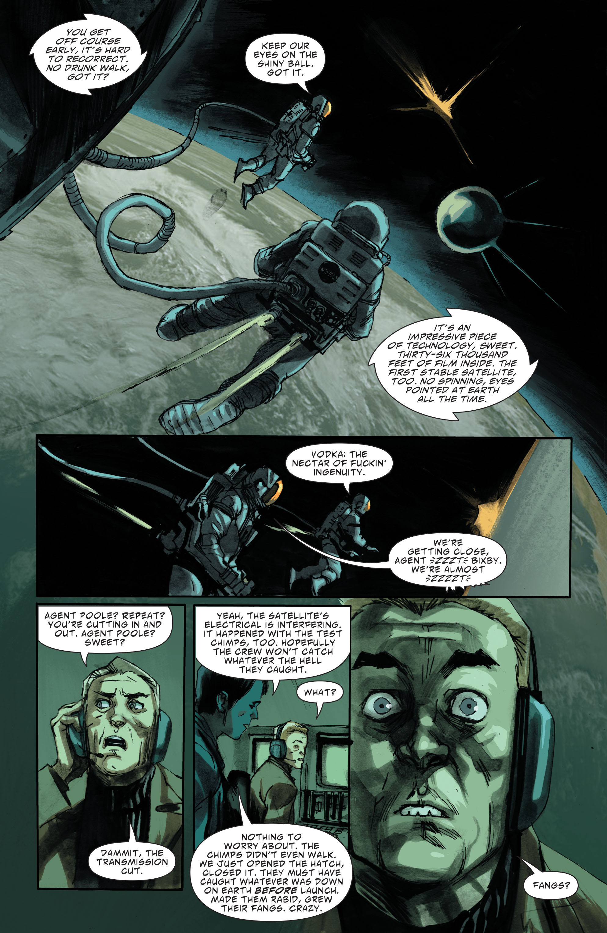 Read online American Vampire: Second Cycle comic -  Issue #9 - 18