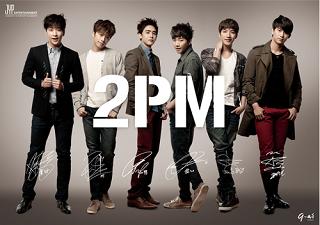 Profil Member 2PM dan Fakta Menariknya