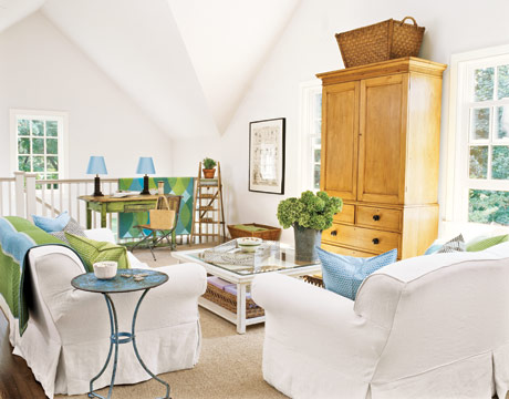 Mix and Chic: Beach-inspired decorating!