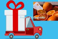 Logo Arancia Express: vinci gratis 1 scatola di Arance Tarocco! Puoi anche ricevere in omaggio 15 kg di arance!