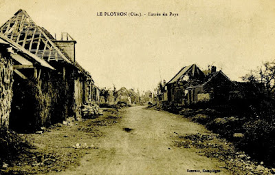 Carte postale d'Alice Dupoty (collection Moutardier-musée)