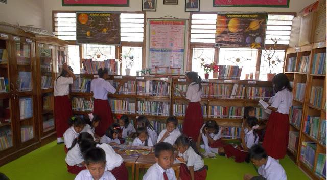 Pemahaman, Sikap, dan Perilaku Siswa Terhadap Pemanfaatan Perpustakaan Sekolah di SD Inpres Pallae Kab. Barru