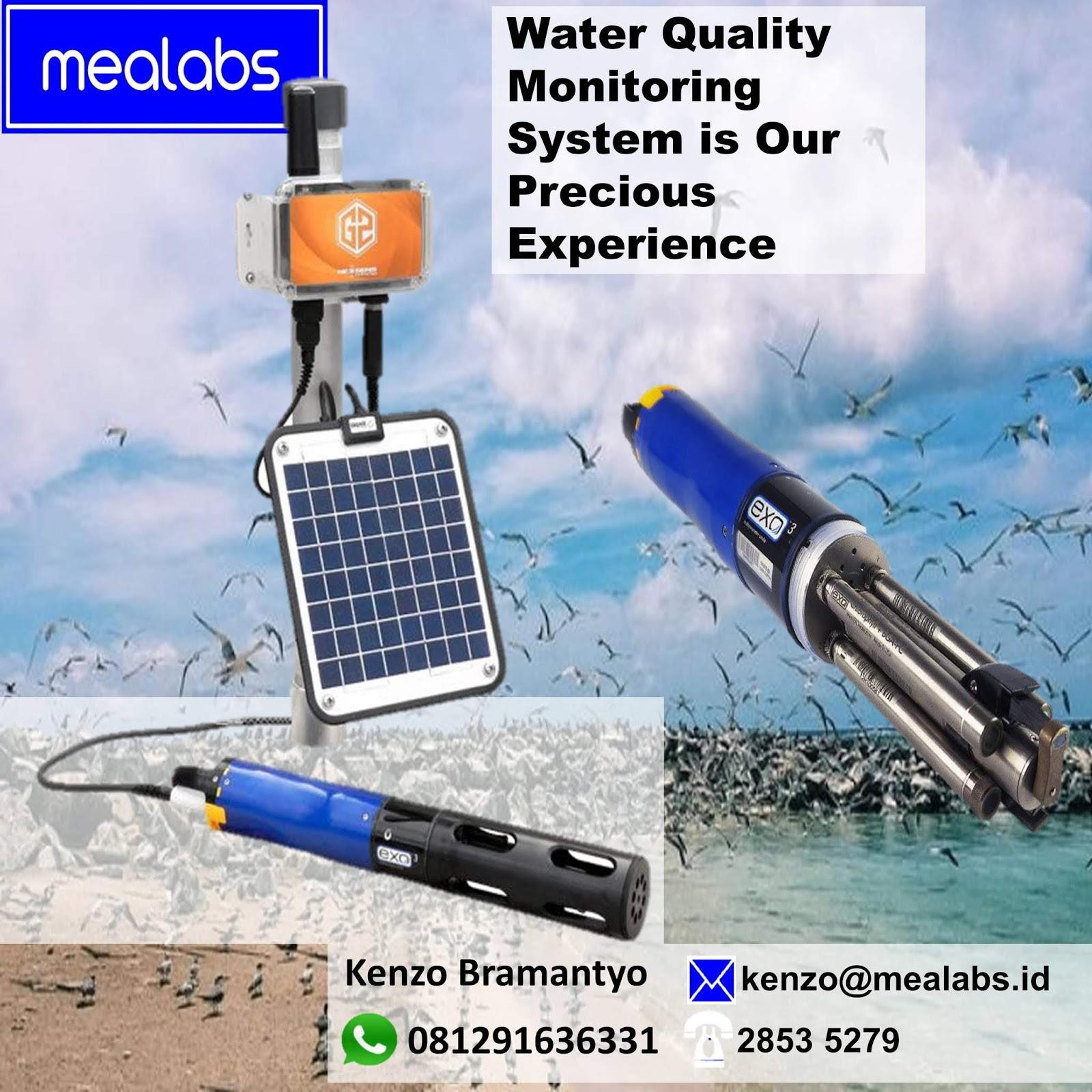 Jual Alat Uji Kualitas Air Multiparameter
