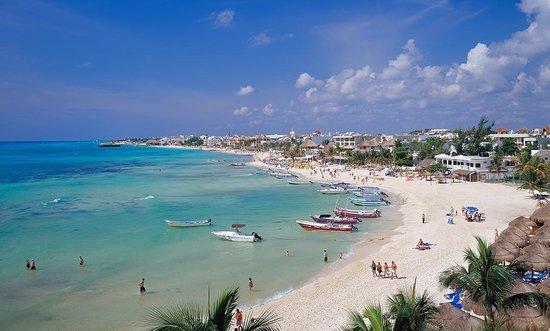 Lugares que puedes visitar cuando vengas a Playa del Carmen