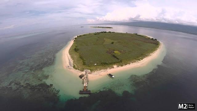 Nikmatnya Liburan di Gili Bidara Lombok