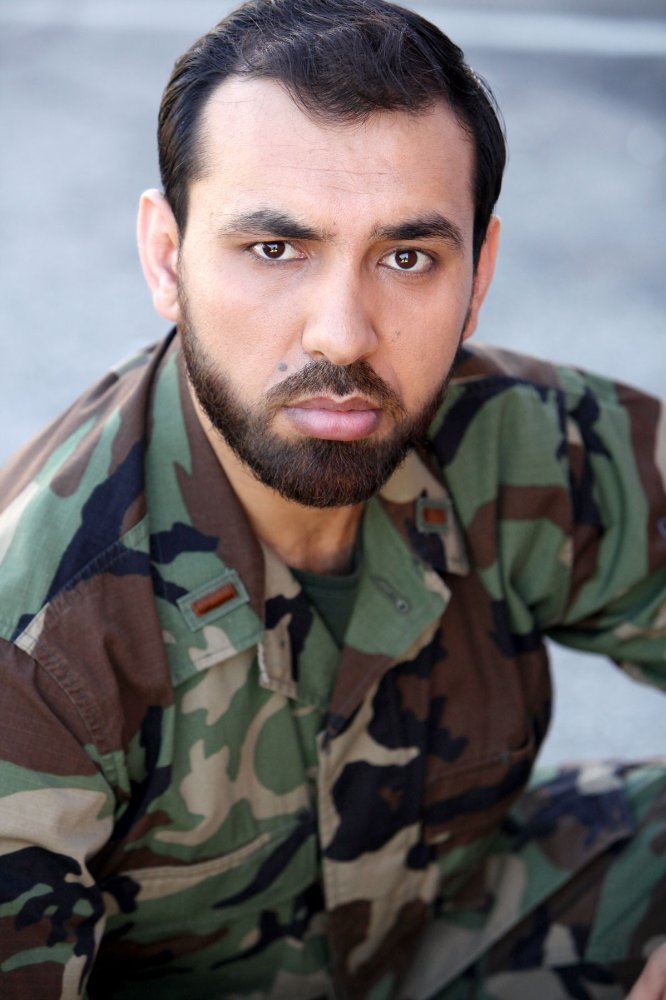 Mustafa Haidari