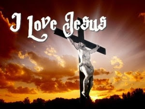 i love jusus images good friday