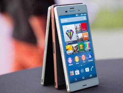 Thay màn hình Sony Xperia Z3 chính hãng