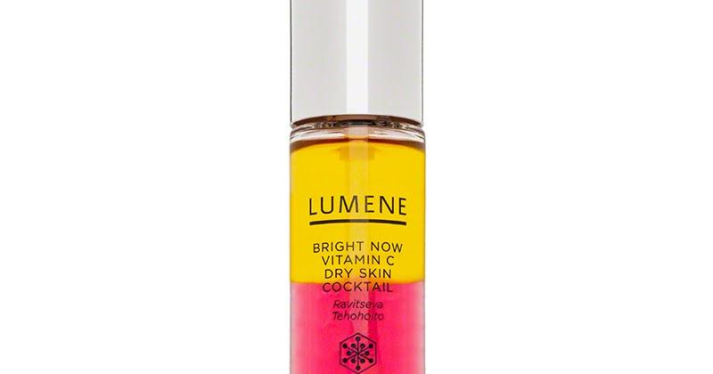 lumene dry skin