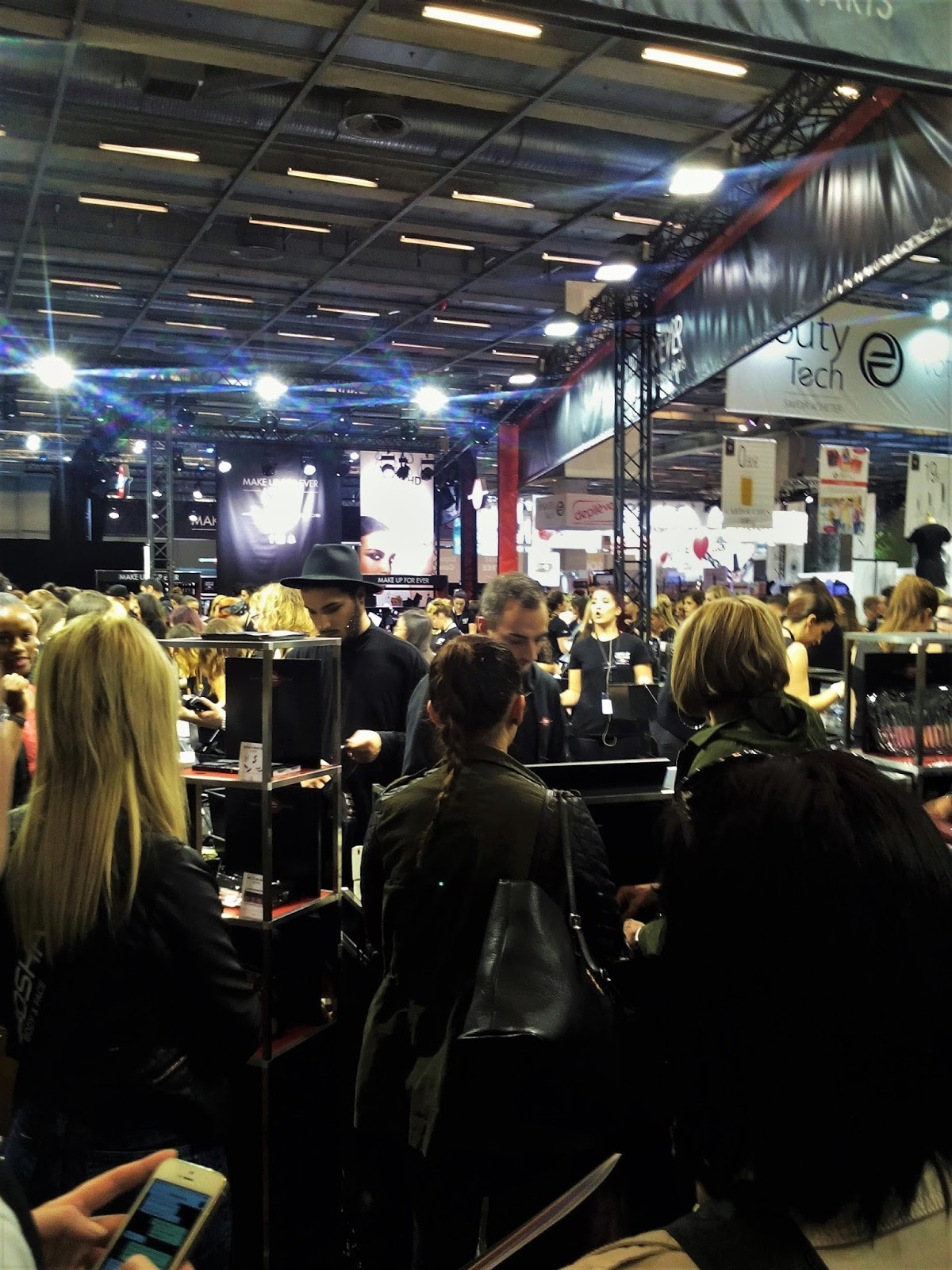 Salon Paris Avril Congres International Esthetique Et Spa Paris Avril 2016