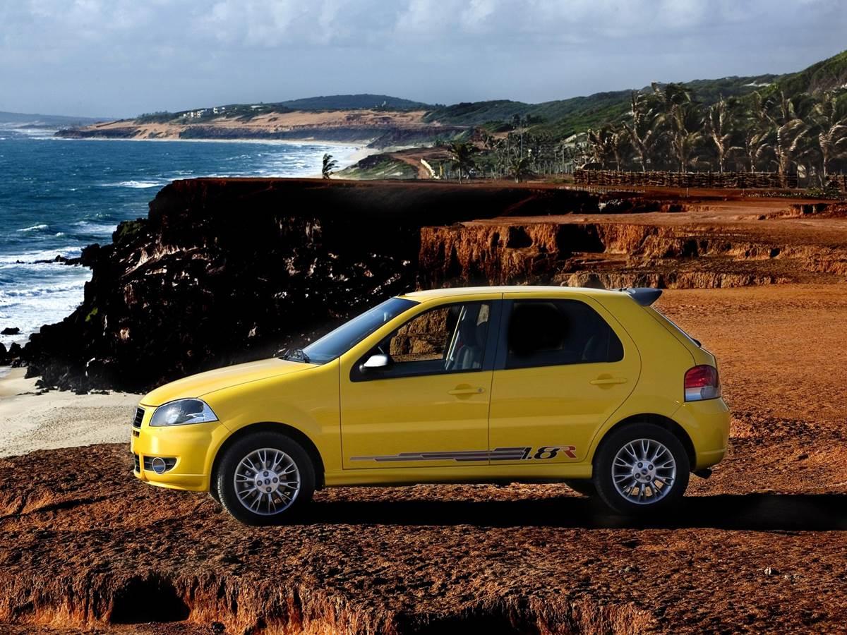 Fiat Palio 1.8 R 2008 usado