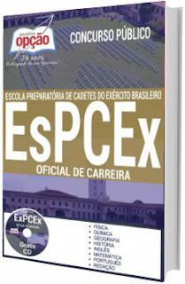 Apostila EsPCEx 2017 Oficial de Carreira