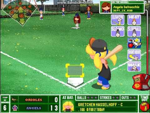 release backyard baseball 1997 latest release backyard sports baseball