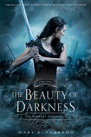 The Beauty Of Darkness Mary E. Pearson cover