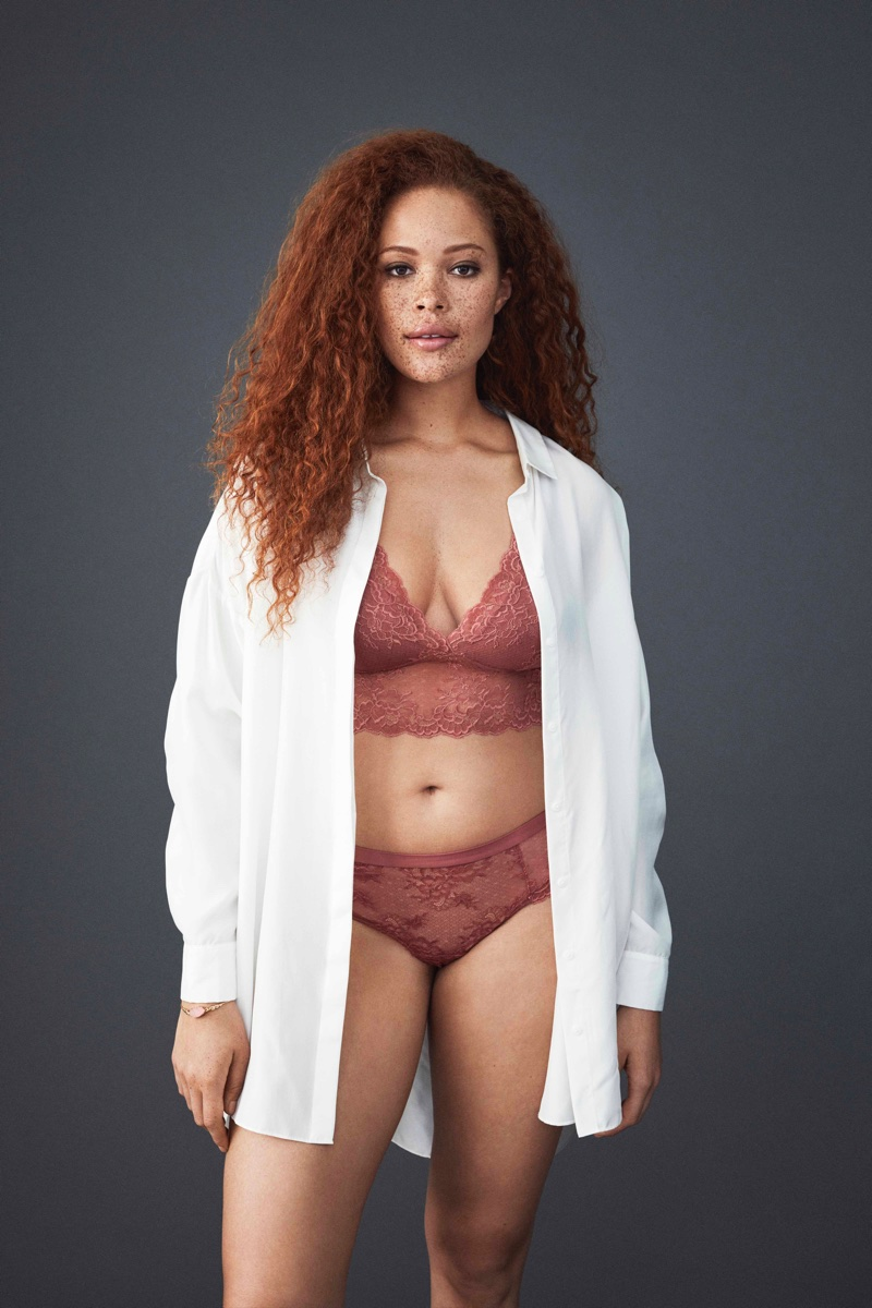 Lindex Pink Lingerie 2017 Collection