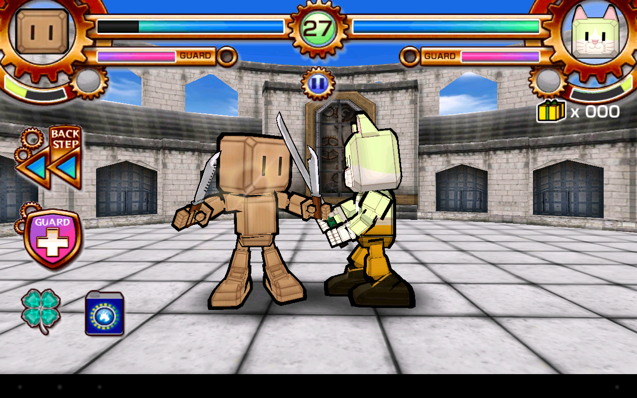 Robot Battle MOD APK Terbaru