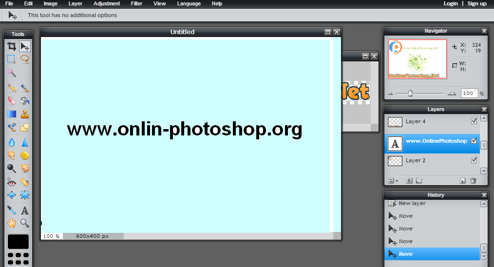 Online Photoshop Free Editor  PhotoShop Online Free Editor  Image Editing Direct in Your Browser