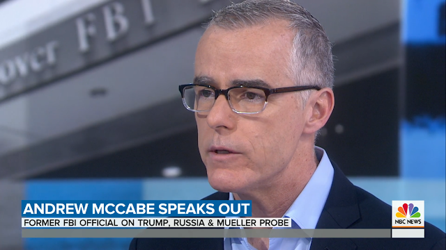 McCabe told Congress 'Gang of 8' leaders about FBI probe into Trump. They had no objection