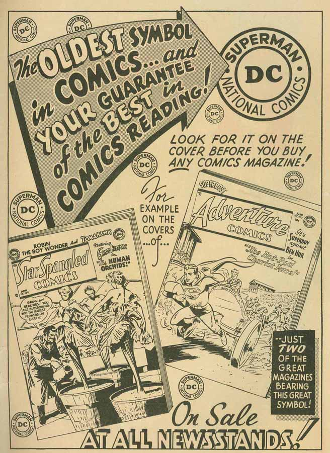 Read online Action Comics (1938) comic -  Issue #169 - 2