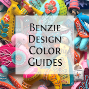 BENZIE COLOR GUIDE PAGE: