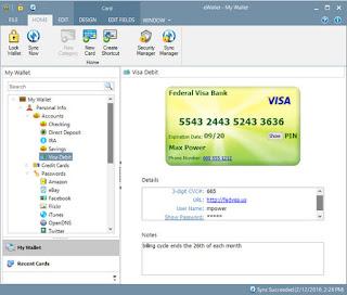 iliumsoft eWallet 8.3.0.35387 Full Serial Key