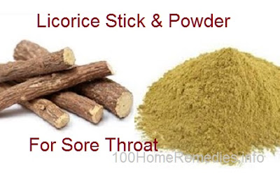 Licorice is good for curing hair fall