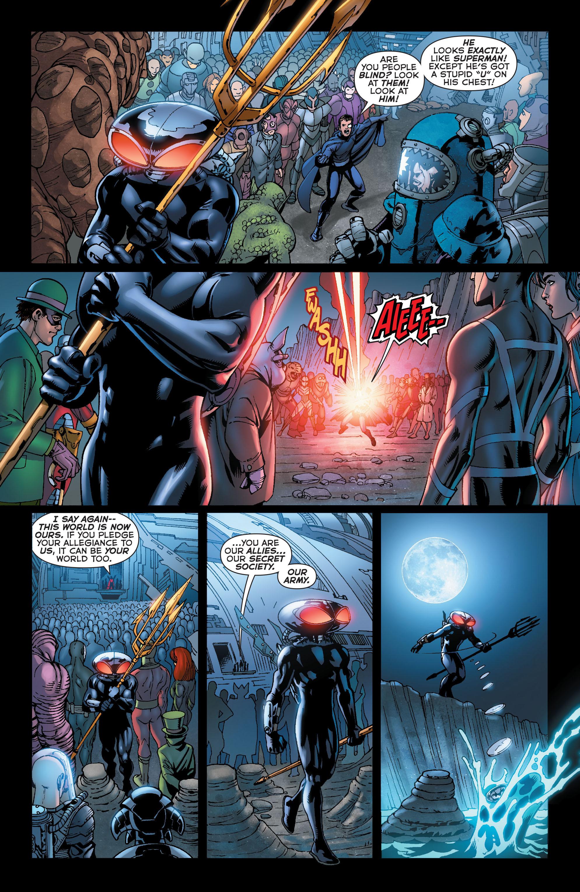 Read online Aquaman (2011) comic -  Issue #23.1 - 13