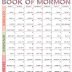 2018 General Women's Session - President Nelson's Book of Mormon Challenge