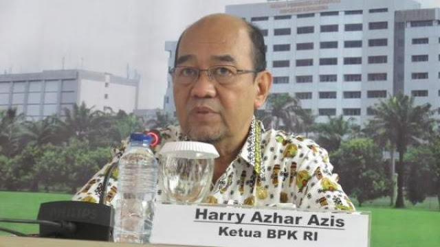 Ketua BPK Harry Azhar Merasa Tak Bersalah Meski Namanya Tercantum dalam Panama Papers