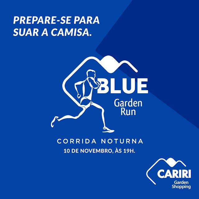 Cariri Garden Shopping promove corrida em alerta ao Câncer da Próstata