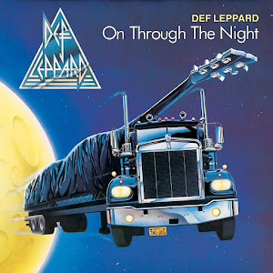 "DEF LEPPARD : ""On Through The Night"" 1980"
