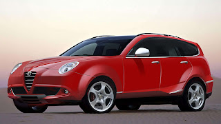 Dream Fantasy Cars-Alfa Romeo MiTo 2012