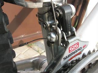 регулировка переднего переключателя скоростей велосипеда
