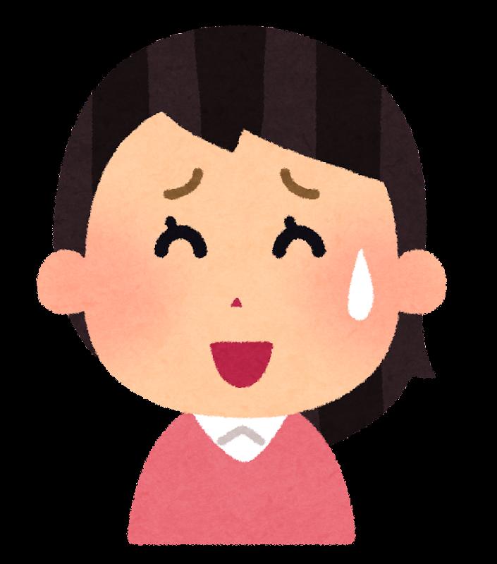 苦笑いをする心理5つ|使い方3例・他の「笑」を使った言葉