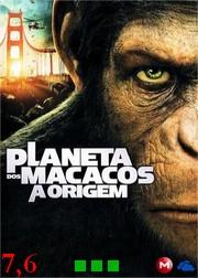 Planeta dos Macacos: A Origem BDRip