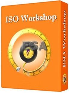 ISO Workshop 7.3 + Portable โปรแกรมไรท์ไฟล์ สร้างไฟล์ ISO