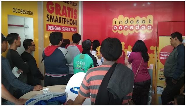 Gerai Indosat Di Bekasi