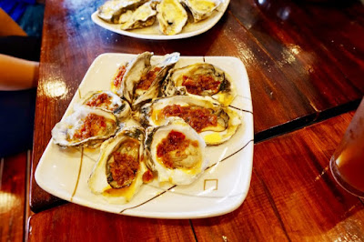 Baked Hot Chili Oysters is a great aphrodisiac