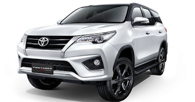 Toyota Fortuner Hd Wallpapers