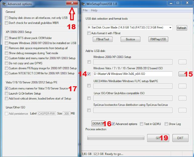 Cara membuat multi bootable usb windows tahap 6