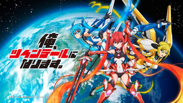 Ore, Twintail ni Narimasu BD Sub Indo : Episode 1-12 END | Anime Loker