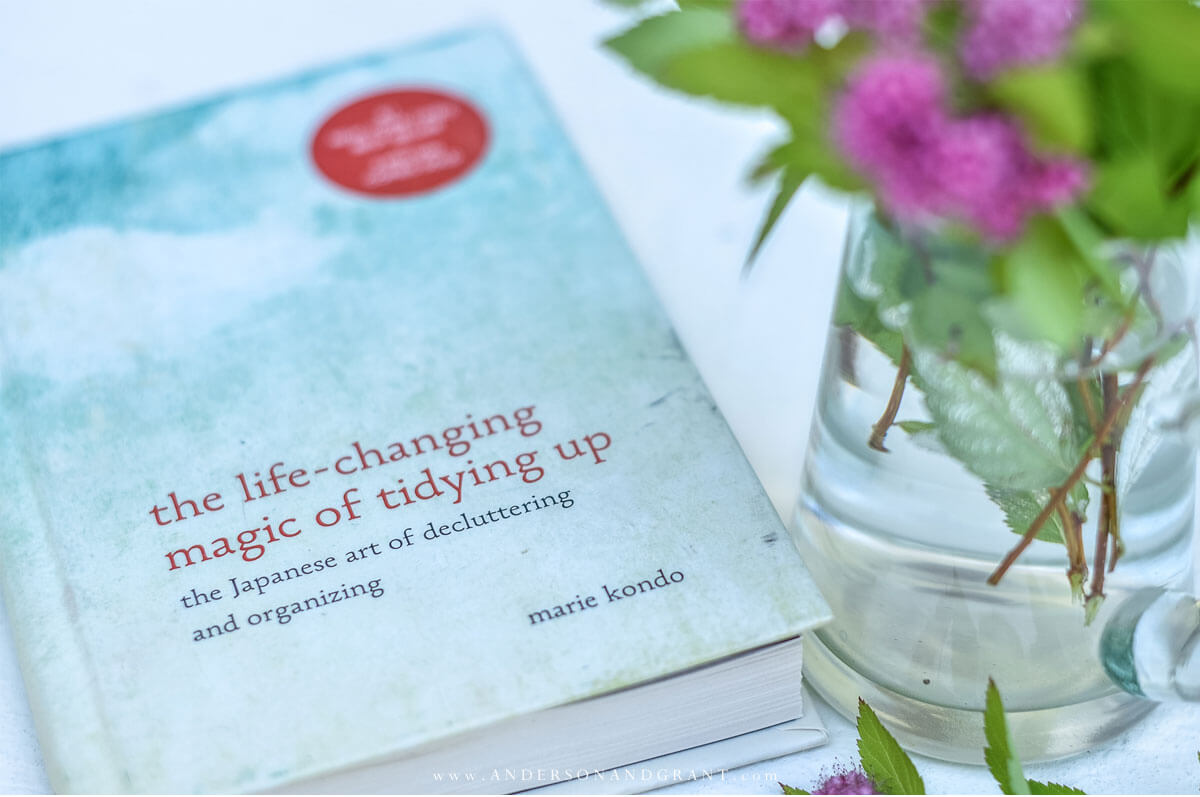 The Life Changing Magic Of Tidying The Life Changing Magic Of Tidying Up Anderson Grant
