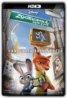 Zootopia Essa Cidade é o Bicho (2016) Torrent – Dublado HDRip 720p