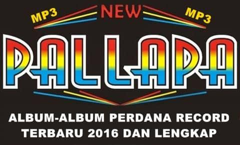 kumpulan lagu New Pallapa dalam album produksi perdana record