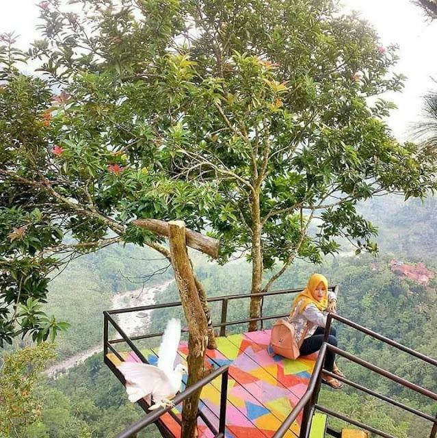 Rute Lokasi Bukit Asmara Situk